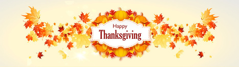 Happy Thanksgiving!   Printing Technology News   Scoop.it