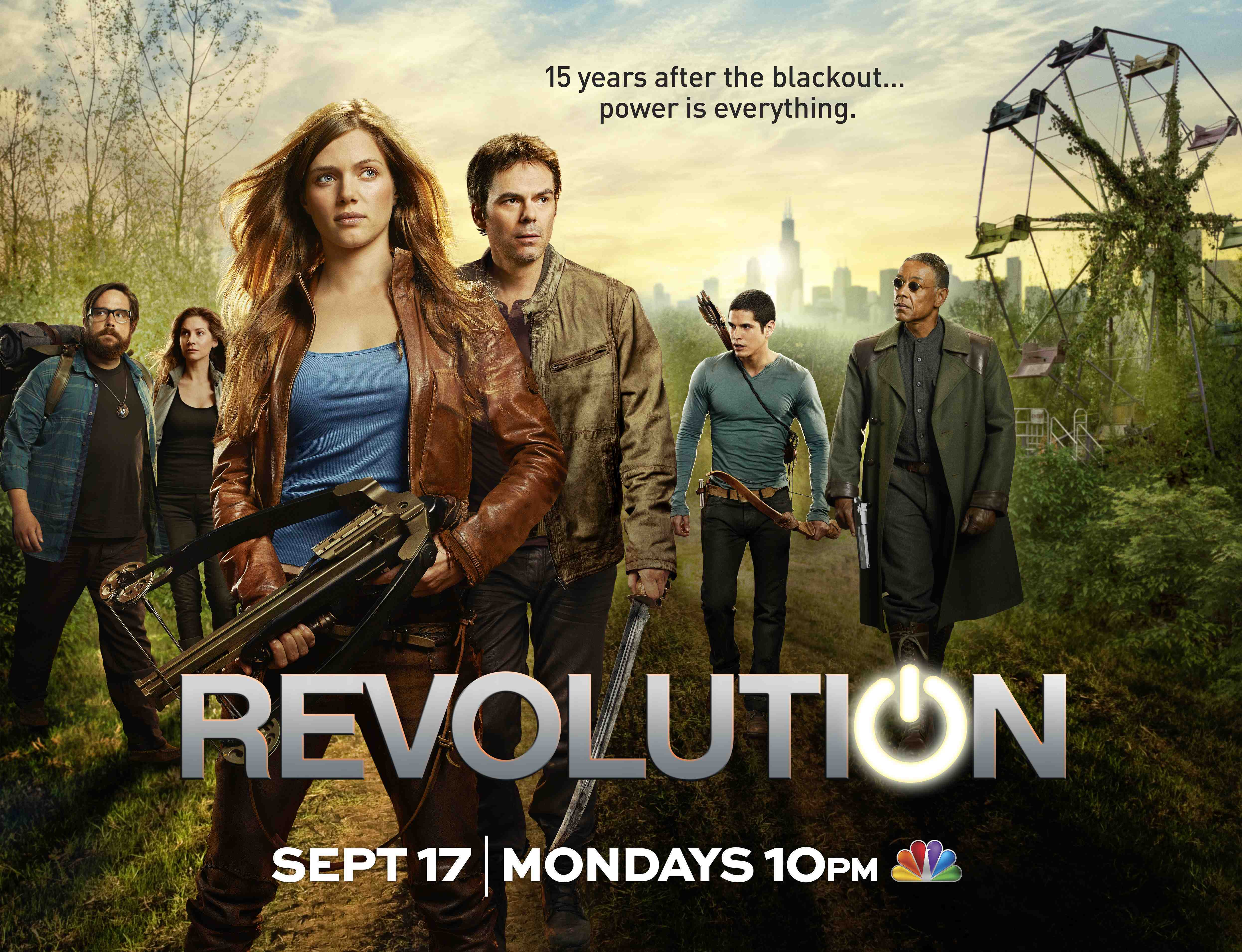 Revolution Tv Theme Downloads