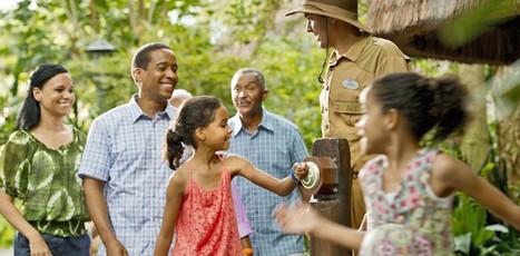 Half of Walt Disney World Visitors Enter Wearing MyMagic+ Bands | Tourism Social Media | Scoop.it