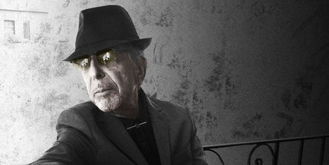 Leonard Cohen, avant la nuit - le Monde | Bruce Springsteen | Scoop.it