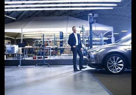 Elon Musk's Risky $5 Billion Plan To Control Tesla's Fate | Management | Scoop.it