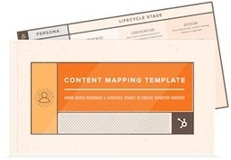 Content Mapping 101: The Template You Need to Personalize Your Marketing | Ingénierie pédagogique, formation à distance, réseaux sociaux, innovations web | Scoop.it
