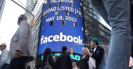 Facebook Will Join S&P 500 on Dec. 20 | Social Media Journal | Scoop.it