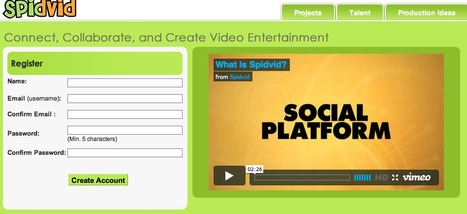 Video Collaboration | Connect, Collaborate, and Create Video Entertainment | A New Society, a new education! | Scoop.it