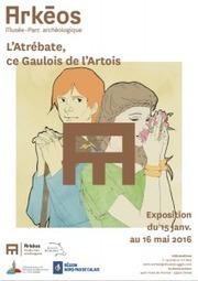 L'Atrèbate, ce Gaulois de l'Artois | Nordoc'Archéo | Bibliothèque des sciences de l'Antiquité | Scoop.it