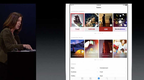 Apple News app will be human-powered, says job listing | SEO and Social Media Marketing Gurus | Scoop.it