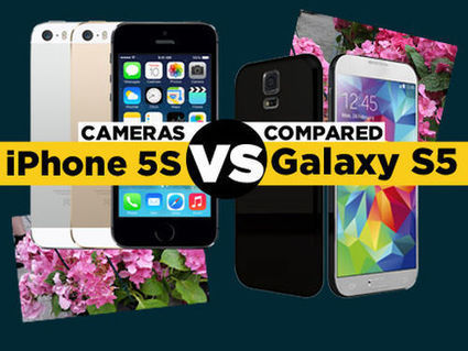 Camera Face-Off: iPhone 5s vs. Galaxy S5 - Tom's Guide   張期竣   Scoop.it