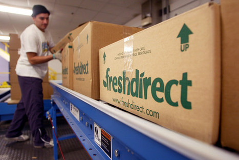 Peapod Attacks FreshDirect in Manhattan With Low Prices: Retail | Digital Transformation of Businesses | Scoop.it