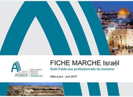 Fiche Marché Israel 2015 - fiche pays - Israel - Observatoire tourisme - Alsace   Le site www.clicalsace.com   Scoop.it
