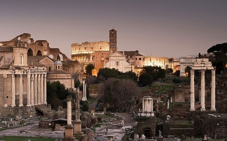 Rome 'ages' 200 years as archaeologists discover new remains  - Telegraph | old kingdom | Scoop.it