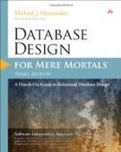 Database Design for Mere Mortals, 3rd Edition - PDF Free Download - Fox eBook | world cup | Scoop.it