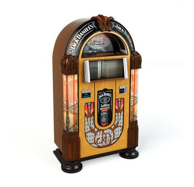Juke-box modele 3D - 3D Library Blog | 3D Library | Scoop.it