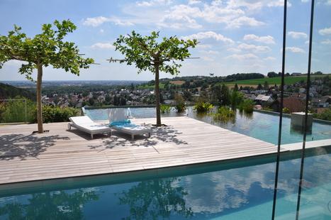 Le Prix Design BIOTOP 2014 - Les paysagistes ont élu les plus belles baignades et piscines écologiques | BIOTOP - Baignades & piscines  ecologiques - Jardin | Scoop.it