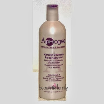 The Community Review- Aphogee Keratin 2 Minute Reconstructor | Product Junkie | Scoop.it