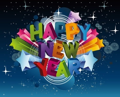 Blessings to all for the best new year. | Edtech PK-12 | Scoop.it