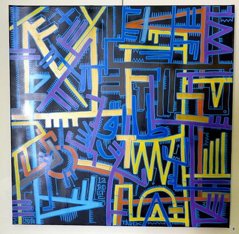 Geometrik   The art of Tarek   Scoop.it