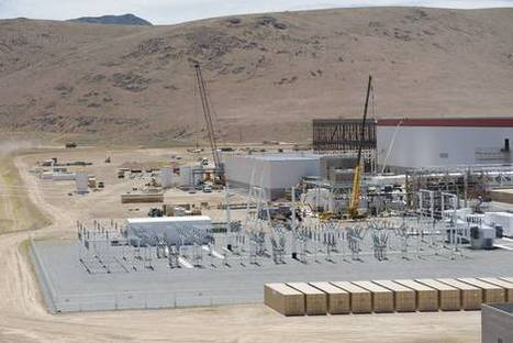 Tesla Races to Finish 'Gigafactory' in Time for Model 3 Rollout | Sustain Our Earth | Scoop.it