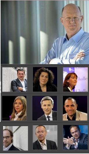 Quels candidats pour la présidence de France Télévisions? | DocPresseESJ | Scoop.it