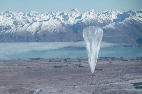 Google to use balloons to provide free Internet access to remote or poor areas | Software Defined Radio SDR | Scoop.it