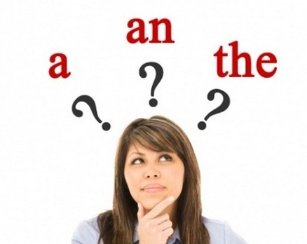 "English Grammar Test – ""A, AN, THE"" : Indefinite/Definite Article Quiz 