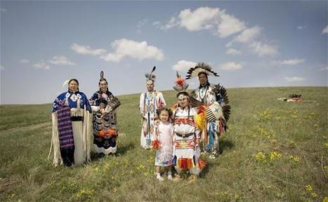 Porter son identité | AboriginalLinks LiensAutochtones | Scoop.it