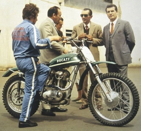 Ducati History Lesson | Tod Rafferty | Reader Submission  | Ducati 450 R/T Prototype archive photo | Ductalk Ducati News | Scoop.it