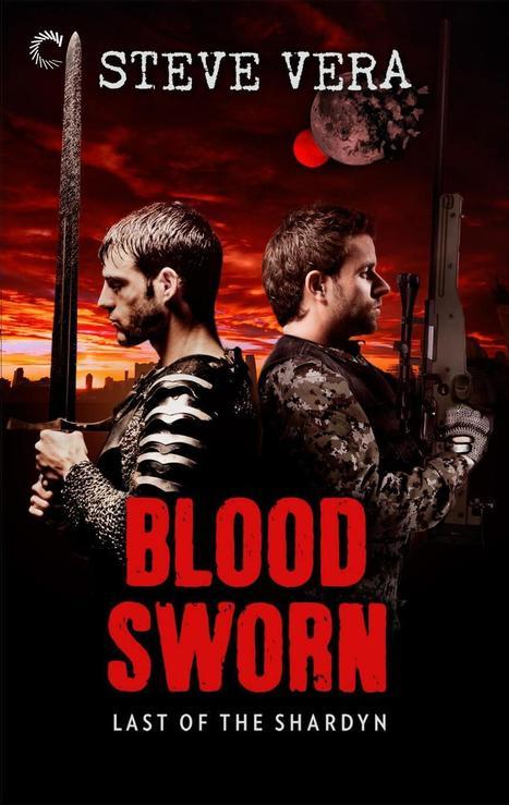 Steve Vera: Five Things I Learned Writing Blood Sworn | Transmediator | Scoop.it