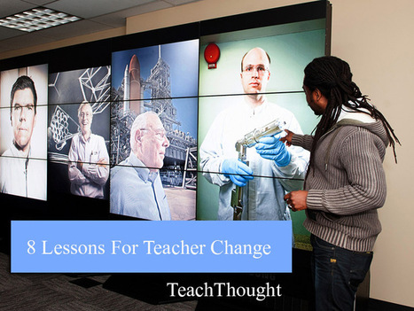 8 Lessons For Teacher Growth | Ideas For Teachers | Scoop.it