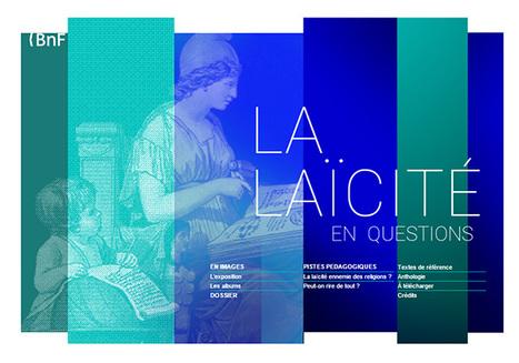 La laïcité en questions - BnF | Grup Francès Educació d'Adults | Scoop.it