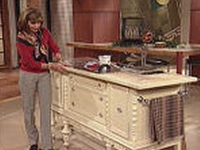 make your own kitchen island budget interiors. Black Bedroom Furniture Sets. Home Design Ideas