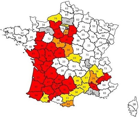 Etes vous soumis à des restrictions d'eau ? | La récupération d'eau de pluie en France | Scoop.it