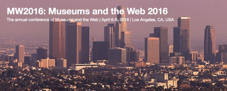 Exploring key trends in digital experience beyond the museum sector | MW2016: Museums and the Web 2016 | Museums and emerging technologies | Scoop.it