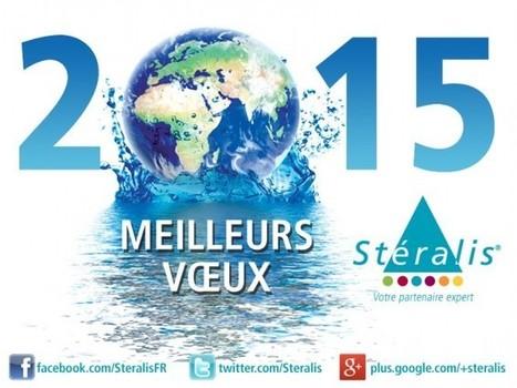 Bonne année 2015 ! – La Stérilisation médicale | La Stérilisation Médicale | Scoop.it