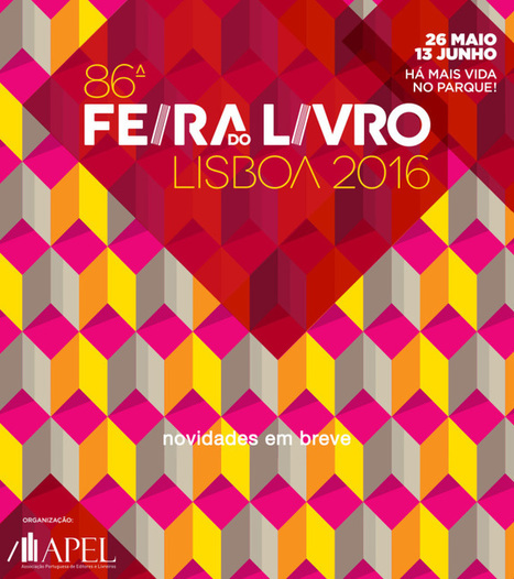Eventos: Feira do Livro de Lisboa 2016 – alguns autores convidados / lançamentos   Ficção científica literária   Scoop.it