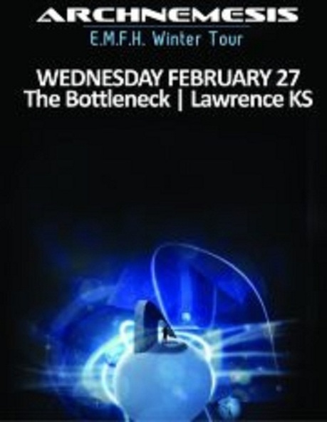 Archnemesis will bring electro-soul-hip-hop to The Bottleneck ... | Luppy | Scoop.it