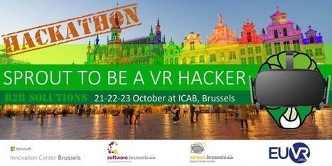 B2B VR Hackathon in Brussels | Patient Hub | Scoop.it