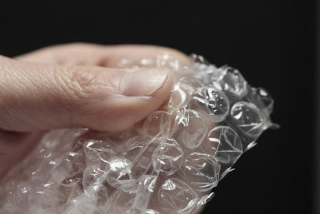 You Won't Believe What Bubble Wrap Was Originally Created For | Xposed | Scoop.it