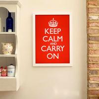 Keep calm and carry on, historia de un lema que cualquiera puede hacer suyo | Cosas que interesan...a cualquier edad. | Scoop.it