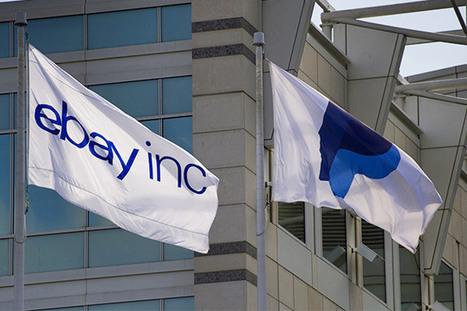 PayPal si separa da eBay e da oggi sbarca su Amazon | InTime - Social Media Magazine | Scoop.it