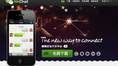 Les applications digitales qui font fureur en Chine  - Marketing Chine | Business Models & Marketing Innovation | Scoop.it