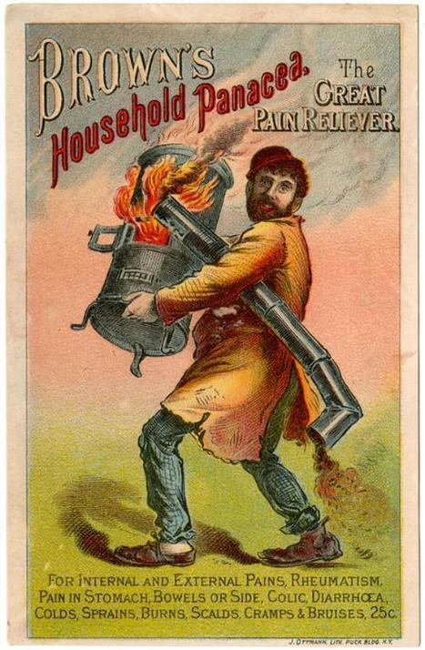 Patent Medicine Trade Cards, c.1900 | A Cultural History of Advertising | Scoop.it