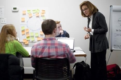 Businesspeople, Educators Seek Ways to Teach Students Entrepreneurship - Wall Street Journal | Human Resources, Entrepreneurship, BPO | Scoop.it
