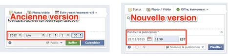 Facebook améliore son système de planification de publications pour les Pages | Digital Martketing 101 | Scoop.it