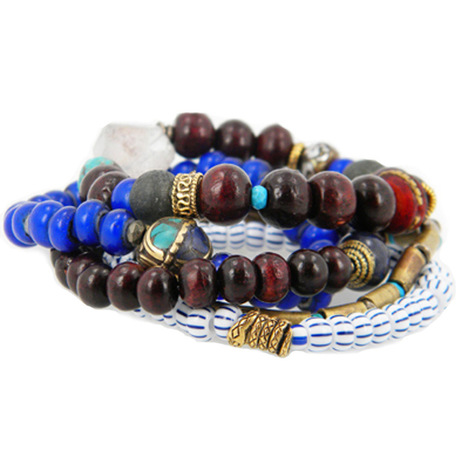 Lacey Ryan Trust Bracelet Set | Arm Candy - Hottest Jewelry Trends 2013 | Scoop.it