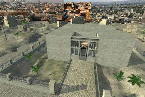 The Economist uses VR to restore Iraq Mosul Museum destroyed by Islamic State | metaverse musings | Scoop.it