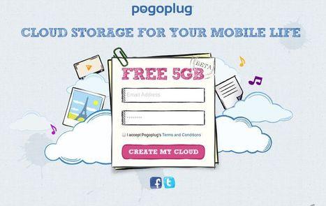 Popoglug, 5 Gb gratuitos de almacenamiento en la nube para tu smartphone   Recull diari   Scoop.it