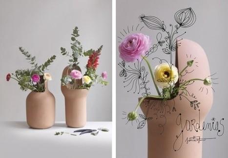 Gardenia, une série bien pensée pour les romanesques decodesign / Décoration   Déco Actu   Scoop.it