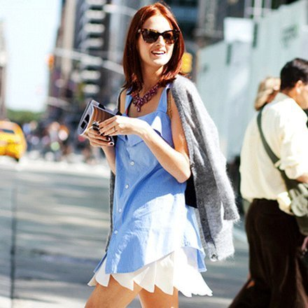 A decade of Street Style Stars: tracking It Girls from 2006 to 2015 | D_sign | Scoop.it