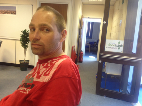 Kevin sanctioned on Work Programme and now begging for food   Welfare, Disability, Politics and People's Right's   Scoop.it