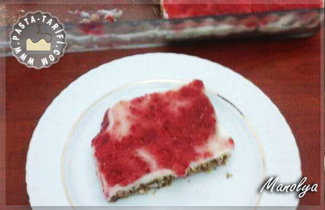 Bayat Kekli Muhallebili Frambuazlı Pasta | Tarifi | Pasta Tarifleri | Scoop.it